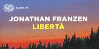 "La copertina di ""Libertà"" di Jonathan Franzen"