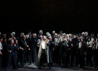 Ildar Abdrazakov in Attila a La Scala di Milano, 2018