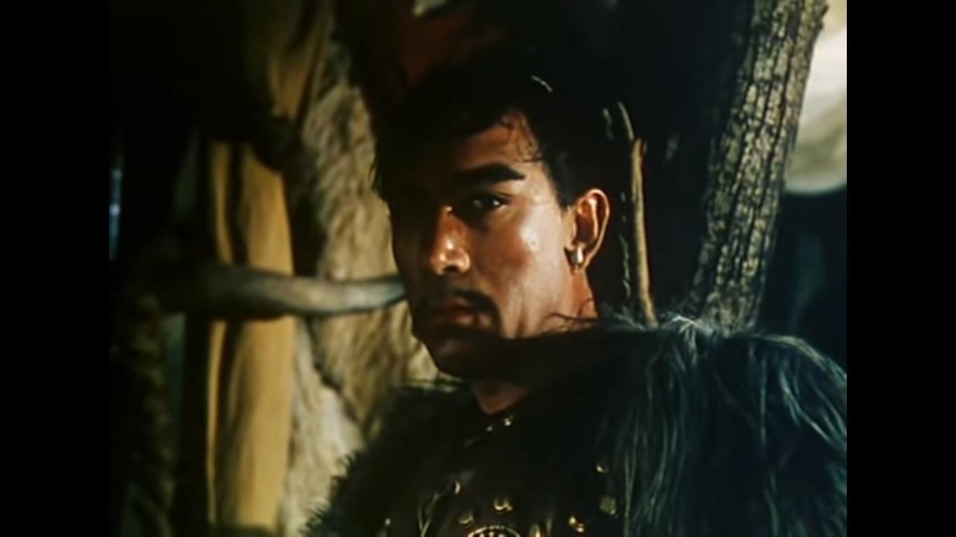 Anthony Quinn in Attila (1954) di Pietro Francisci