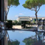 Una veduta del Salaria Sport Village, location di Miss Sport Village e Miss Passione Rossa