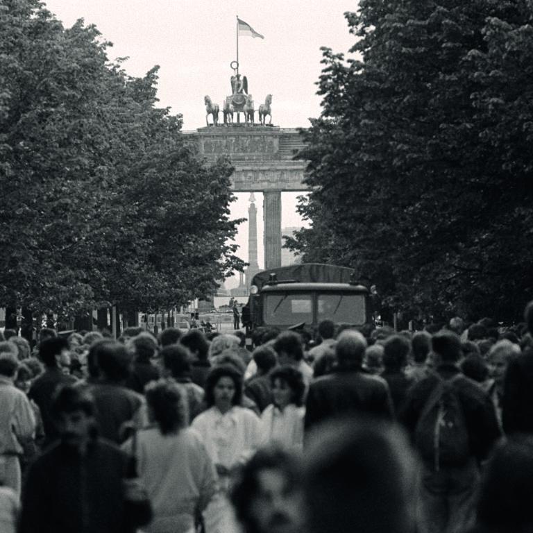 Oltre il Muro di Berlino con la musica dei Depeche Mode