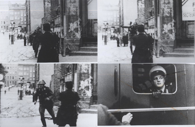 La fuga di Schumann nell'agosto 1961